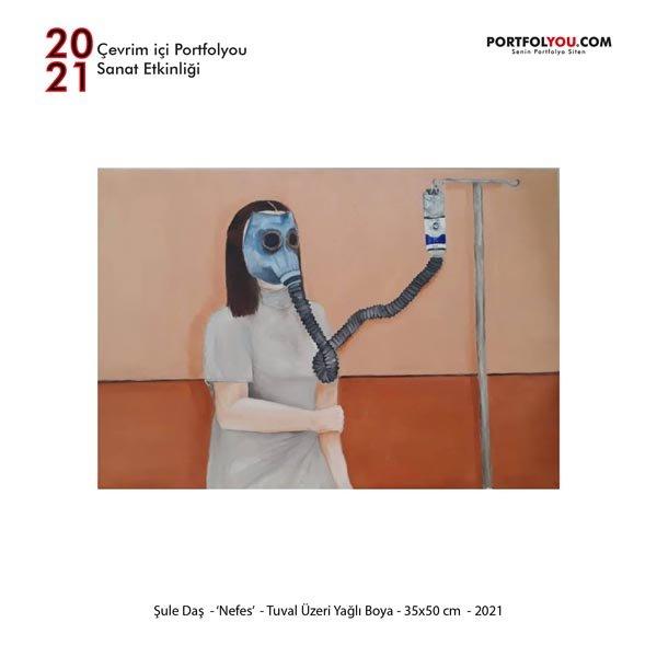 2021-Çevrim içi Portfolyou Sanat Etkinliği
